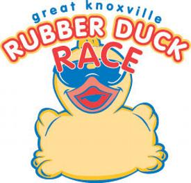 Rubber Duck Race of Knoxville Knoxvilles Annual Duck Race 2013