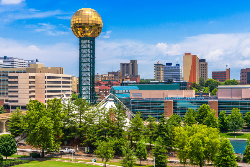 Why Knoxville is the best place to live in